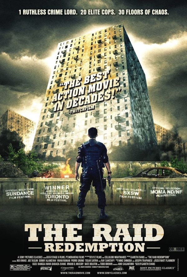 'The Raid: Redemption' Remake on the Way, Hemsworth Brothers Eyed for Lead Roles