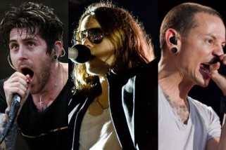 Linkin Park, 30 Seconds to Mars and AFI Announce 'Carnivores Tour'