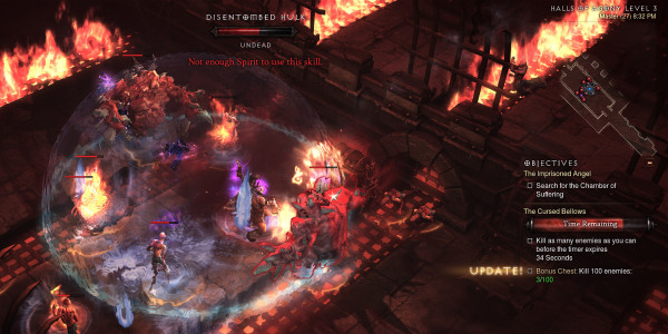 Diablo 3 Patch 2.0 Released – Makes us want to Play again!