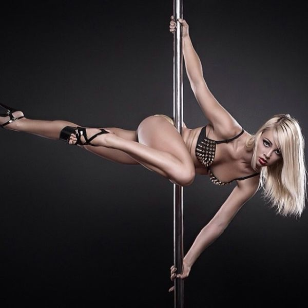 Anastasia Sokolova's Pole Dancing Video Rakes in 20 Million Views