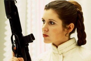 Carrie Fisher Rumored to Film 'Star Wars Episode 7′ in London for Six Months