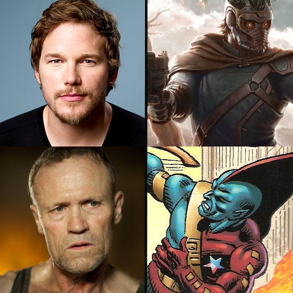 Star-Lord and Yondu's Backstory Revealed for 'Guardians of the Galaxy'