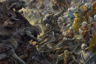 Third Hobbit Movie Now Titled – The Battle of the Five Armies