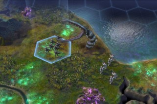 Beautiful Civilization: Beyond Earth Live stream and Demo Footage