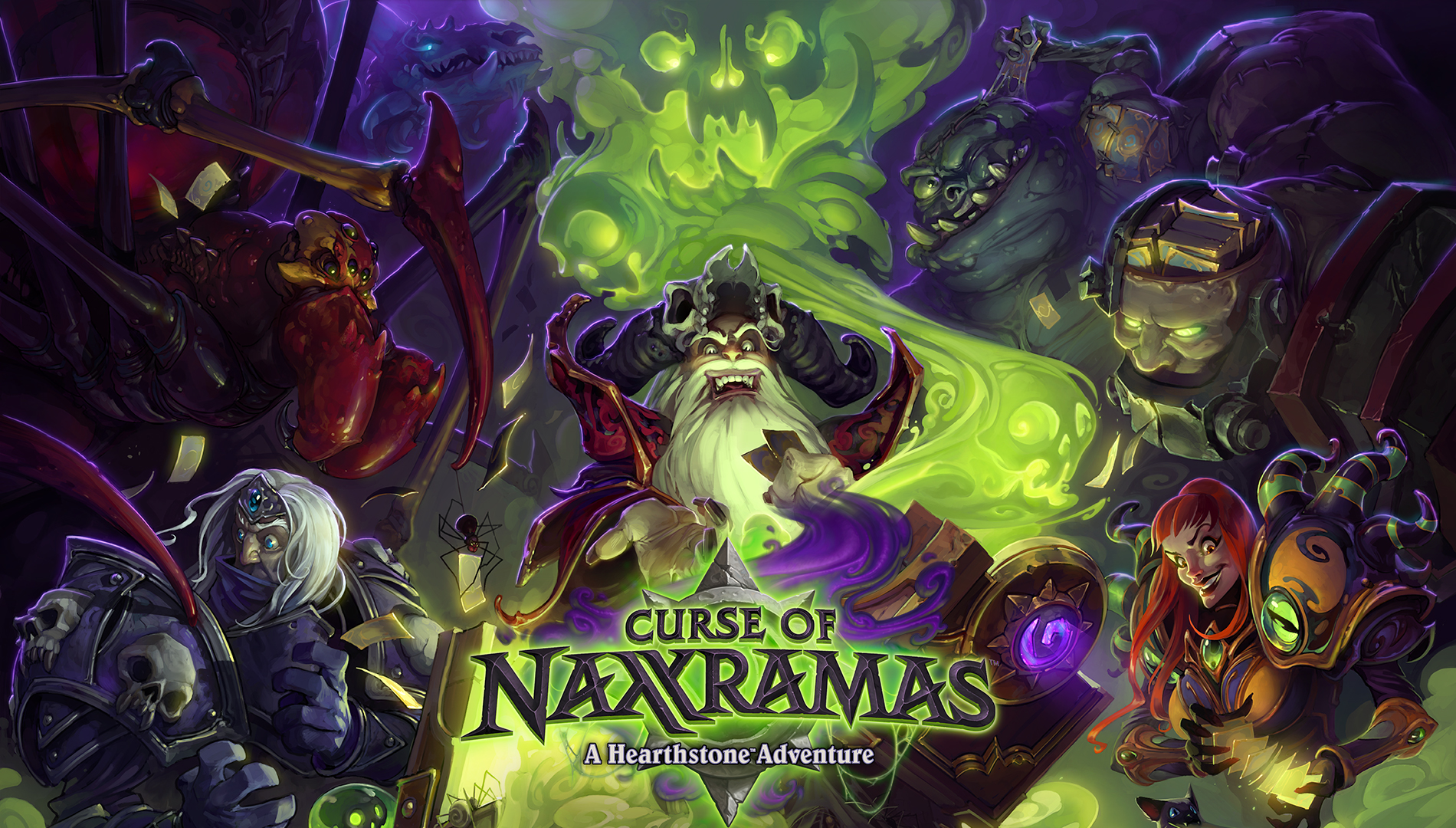 Curse of Naxx HearthStone