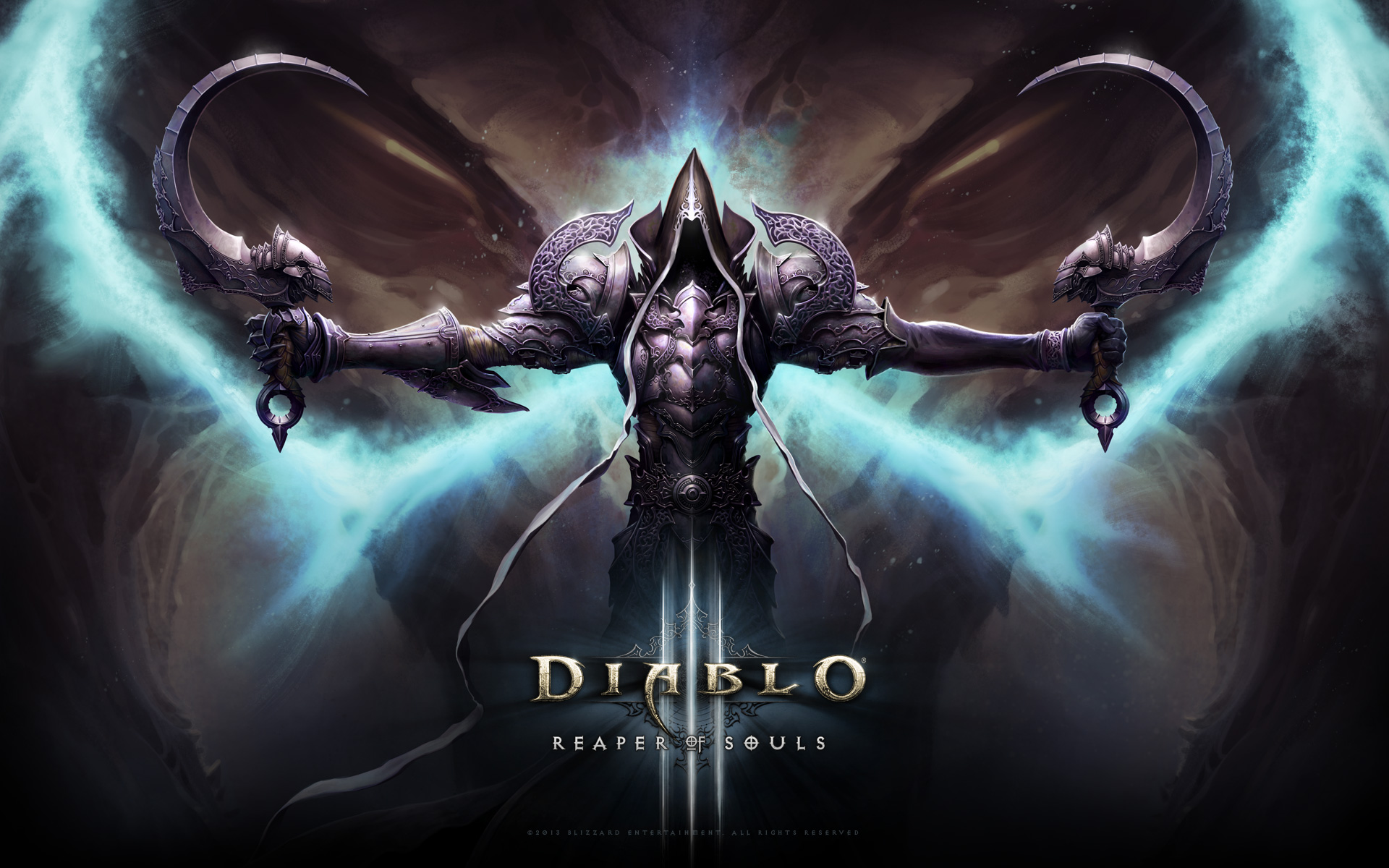 Diablo 3 Wallpaper – Malthael