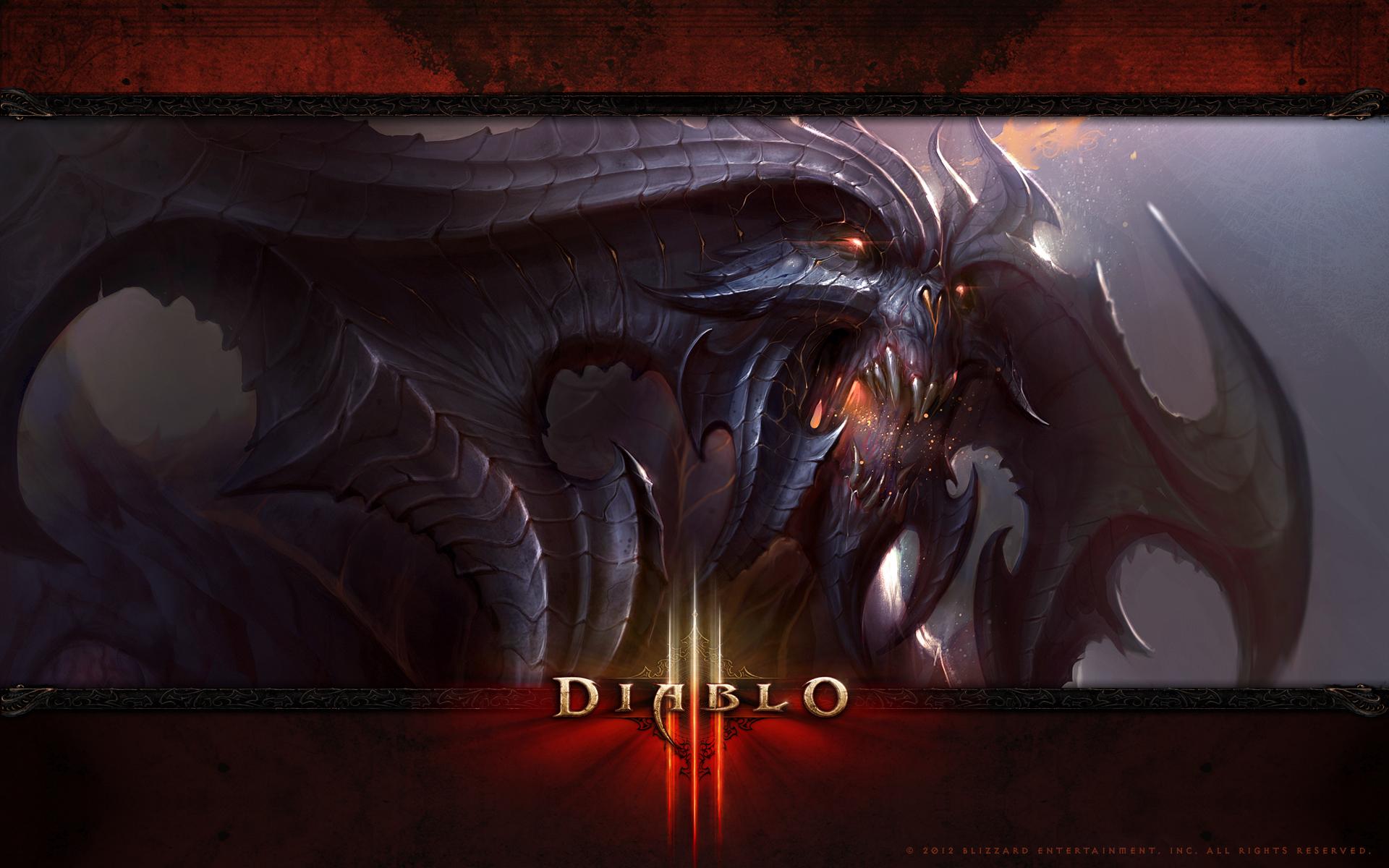 Diablo 3 Wallpaper – Diablo