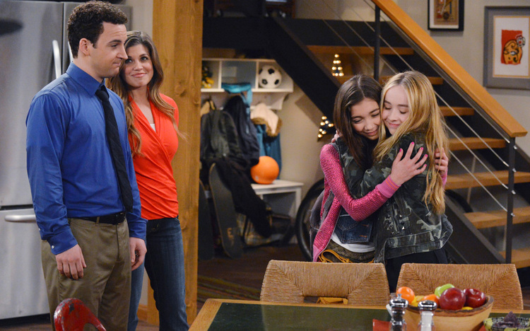 Corey and Tapanga is back in the Trailer for Girl Meets World