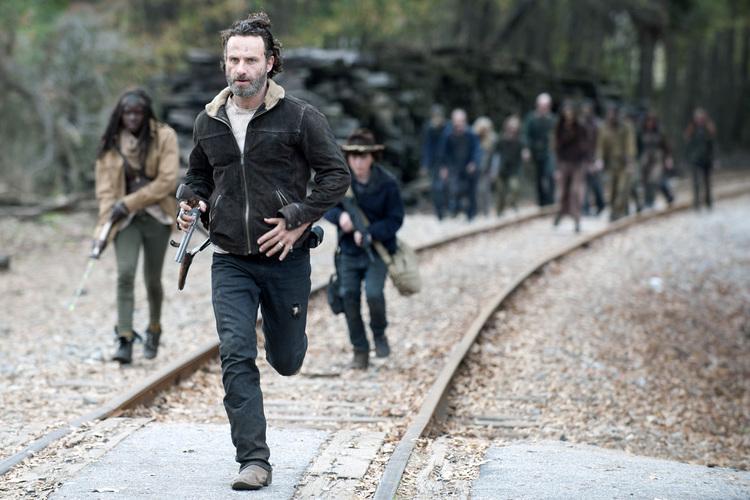 Walking Dead Season 4  Finale – Rick Discusses the Last Episode