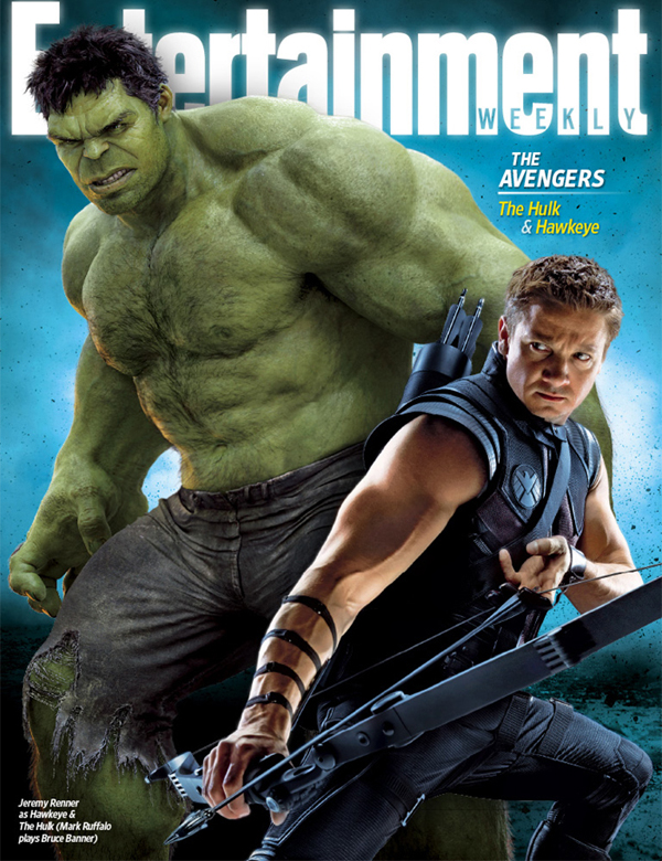 'Avengers 2' Promises Bigger Roles for Hulk and Hawkeye