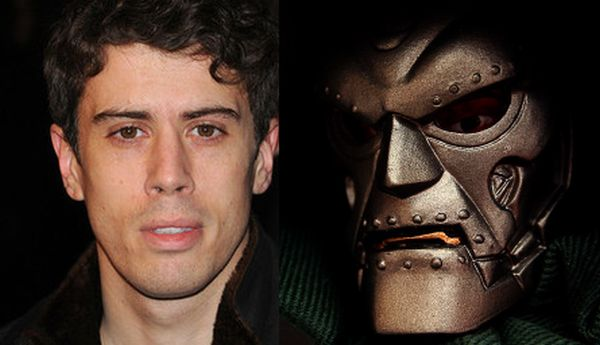 Toby Kebbell In Talks to Play Doctor Doom in 'Fantastic Four' Remake