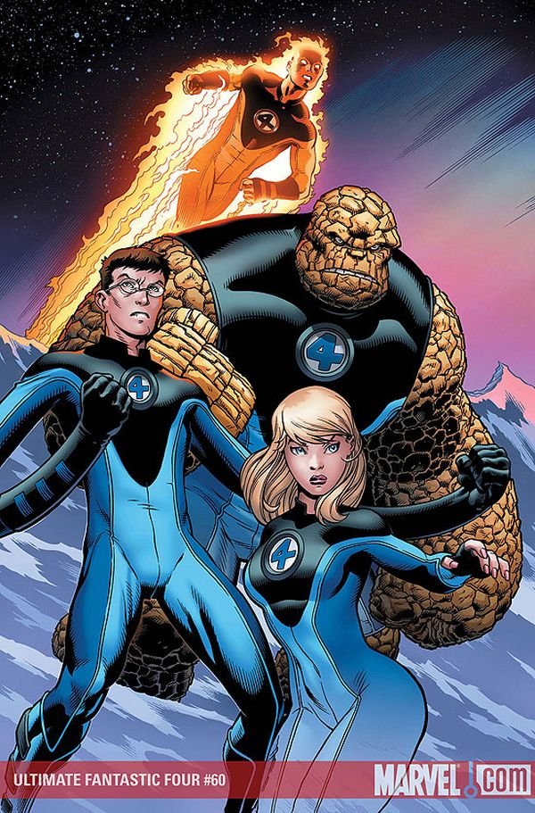 'Fantastic Four' Reboot Is NOT Based on Any of the Comic Books!