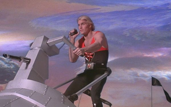 Is there a 'Flash Gordon' Reboot in the Works?