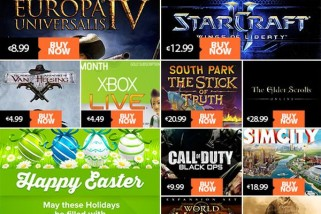 G2A Weekly Gaming Sale – Up to 30% Off!