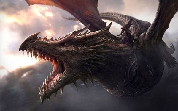 Fully Grown Dragon Size Revealed for 'Game of Thrones'