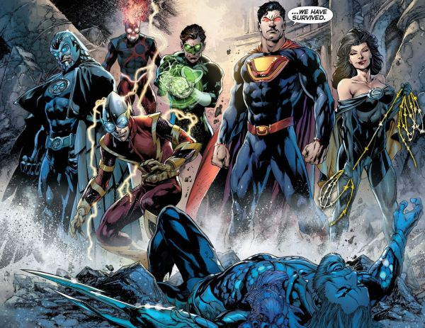Zack Synder Tapped to Direct 'Justice League' Movie