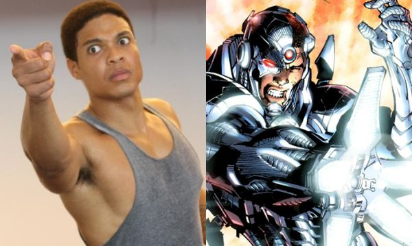 Stage Actor Ray Fisher Tapped to Play Cyborg in 'Man of Steel 2'