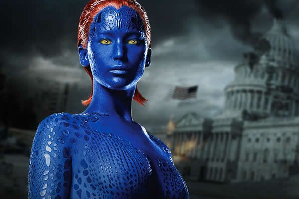 'X-Men: Days of Future Past' Teaser: Jennifer Lawrence's Mystique Will Whip Your Ass!