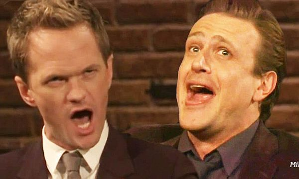 Video: Neil Patrick Harris and Jason Segel Perform 'Les Miserable' Duet