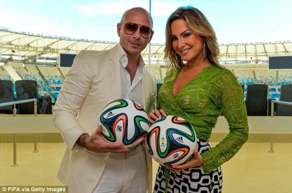 Pitbull and Jennifer Lopez's World Cup Song 'We Are One' Has Been Released