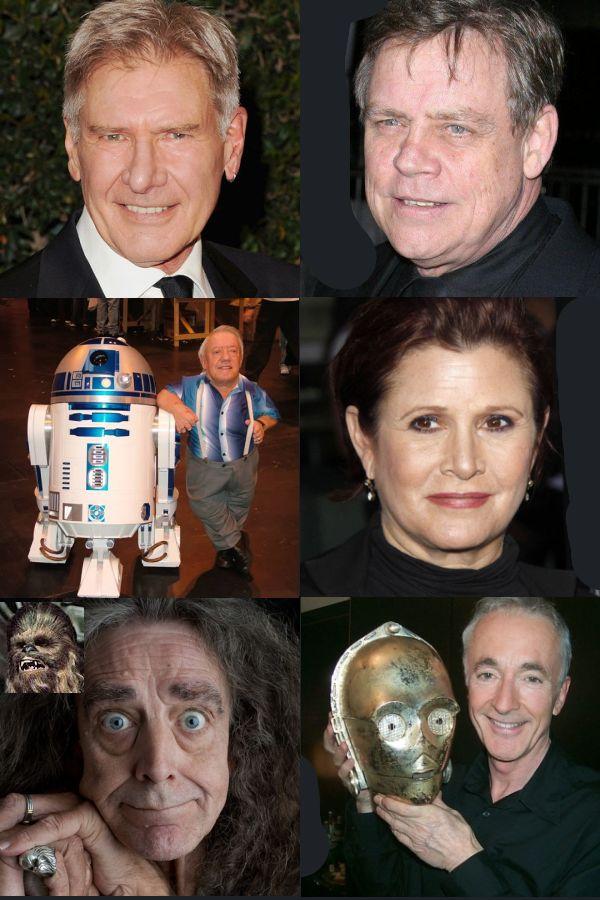 'Star Wars Episode 7' Cast Finally Revealed!