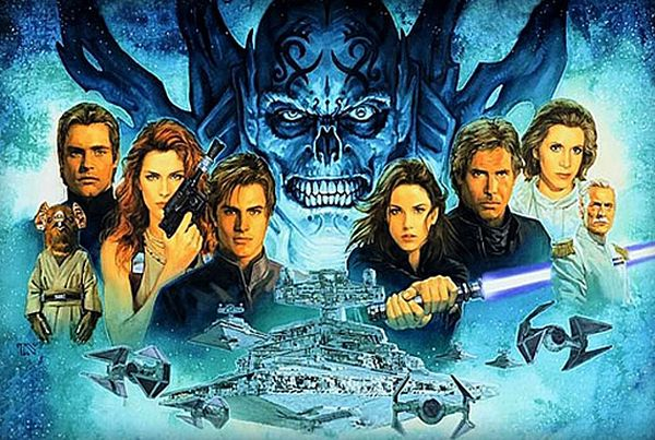 Lucas Film Announcement: 'Star Wars' Trilogy Will Ignore the Expanded Universe