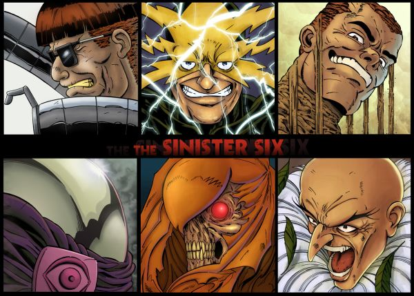 'Spider-Man' Spin-Off 'The Sinister Six' Will Explore Story of Redemption