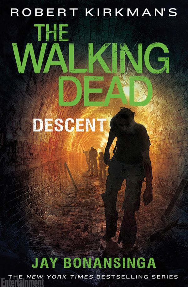 Kirkman and Bonansinga Teaming Up Again for New 'Walking Dead' Novels