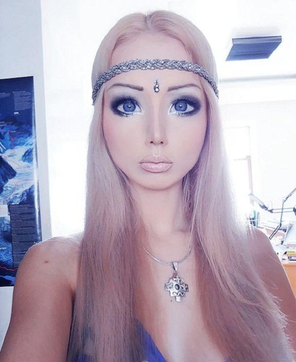 Valeria Lukyanova a.k.a Human Barbie