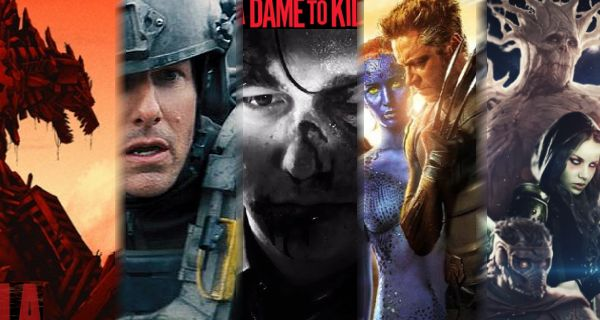 14 Hottest Summer Movies of 2014