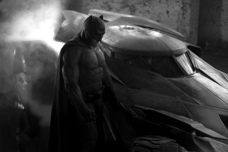 'Batman v Superman: Dawn of Justice': Ben Affleck Talks Batman an Anger Issues