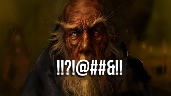 Diablo 3 Cain censored