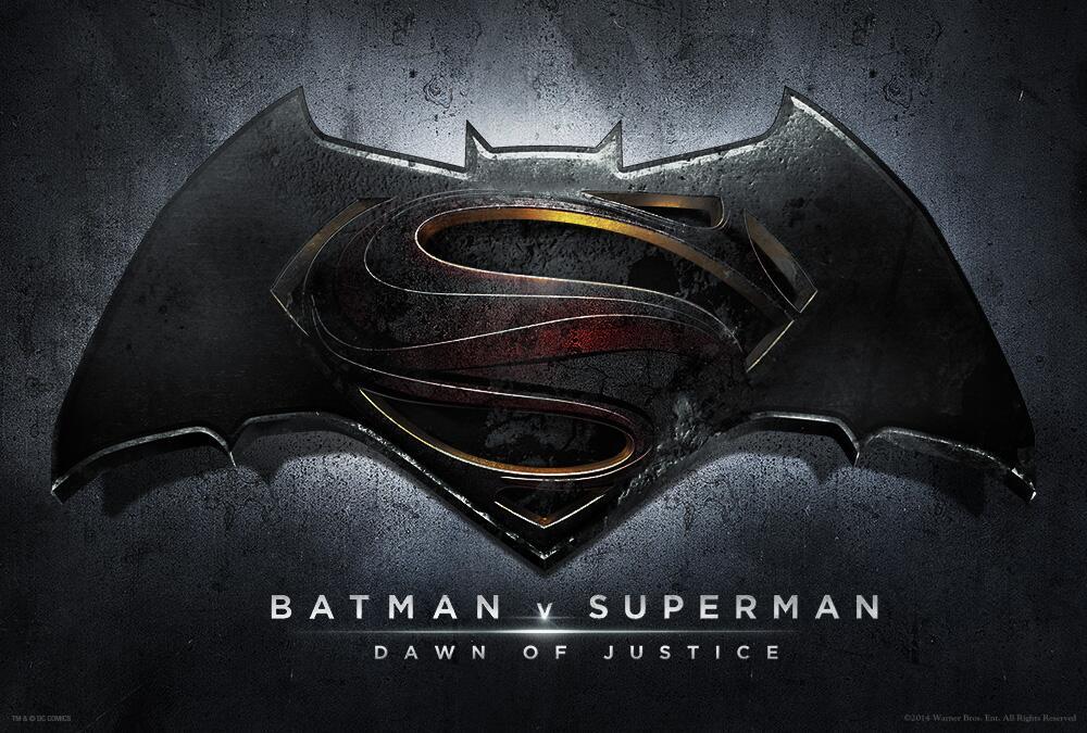 Batman vs. Superman Will Be Officially Titled 'Batman v Superman: Dawn of Justice'