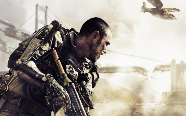 Call Of Duty: Advanced Warfare The Top Selling Game of 2014