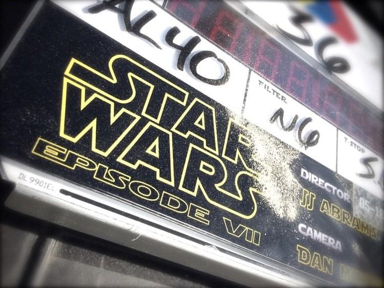 Star Wars Episode 7 Starts Shooting Today