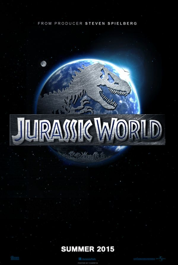 First Jurassic World Trailer Released