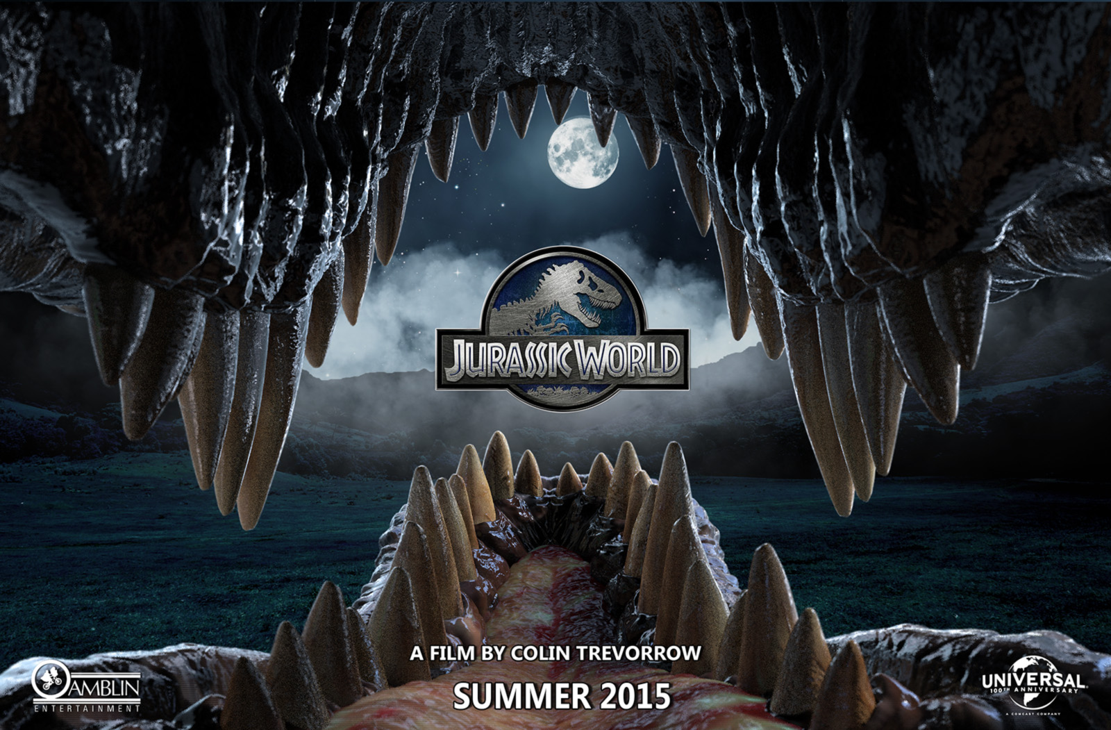 Director Colin Trevorrow Reveals 'Jurassic World' Plot Details