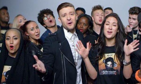 Michael Jackson's 'Love Never Felt So Good' Ft. Justin Timberlake Music Video Released