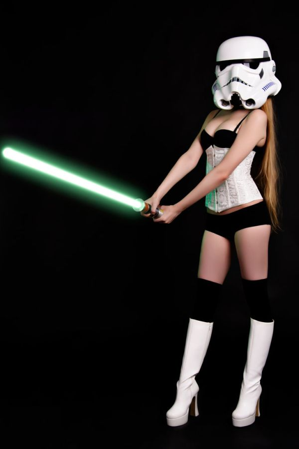 Enjoy Star Wars Day Geeks!