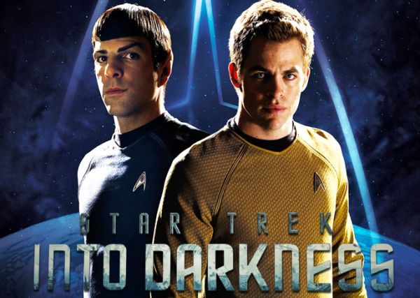 "Trekkie geeks over at the world's largest ""Star Trek"" convention voted ""Into Darkness"" the worst film in the franchise"