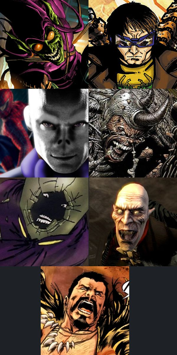 Secret Clip Potentially Reveals 'The Sinister Six' Line-Up