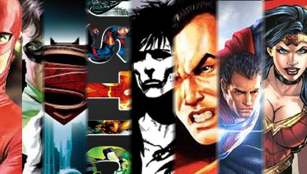 7 Anticipated DC Comic Book Movies till 2018