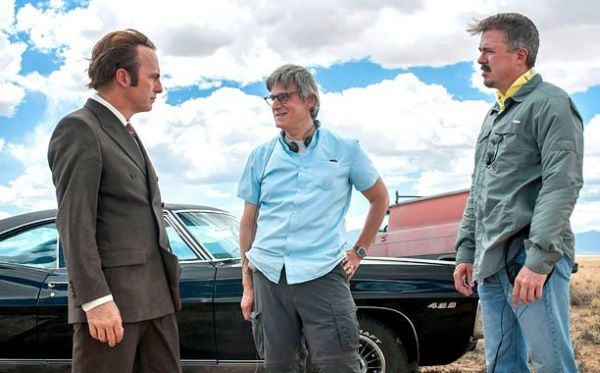 First Pic Released for 'Better Call Saul', Second Season Ordered!