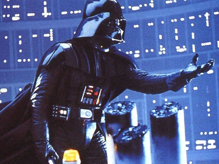 Batman vs Darth Vader Fight In Epic Battle On The Death Star