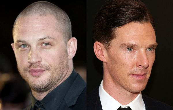 Tom Hardy and Benedict Cumberbatch Joins List of Hopefuls for 'Dr. Strange' Role