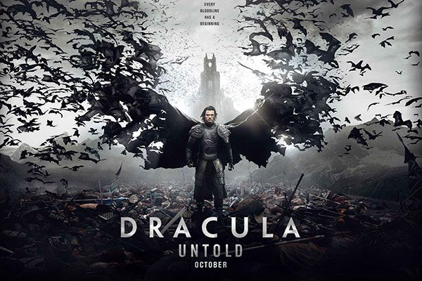 First Trailer Unleashed for 'Dracula Untold'