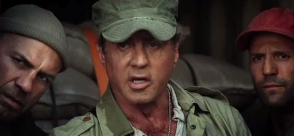 Action Packed First Full Trailer Released for 'The Expendables 3'