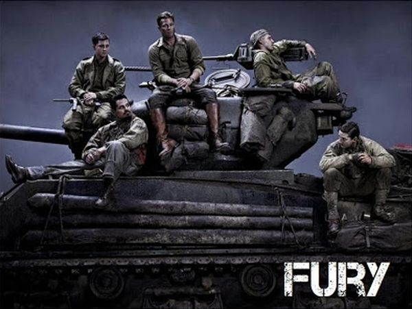 First Official Trailer for Brad Pitt's 'Fury' Released