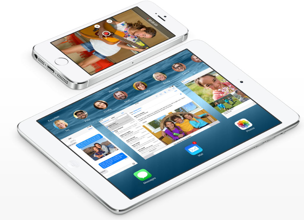 Apple iOS 8 First Look – All The New Features