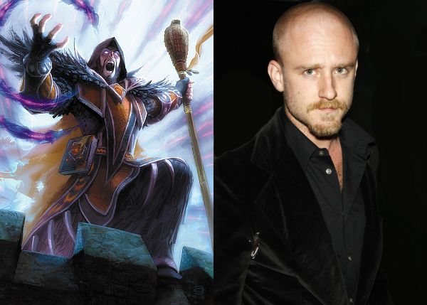 Ben Foster Reveals His 'Warcraft' Character